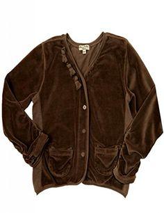 Fair isle sweater  Eliane et Lena Velour Cardigan Naty (5) SALE!!!