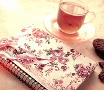 Inspiring picture chocolate, cookies, cute, fashion, notebook. Resolution: 500x331 px. Find the picture to your taste!