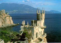 Крым.Ласточкино гнездо