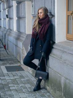 Knit, Tiger of Sweden / Scarf, Day Birger Et Mikkelsen #style #casualoutfit #fallfashion http://www.monasdailystyle.com/2016/11/04/merkittavien-unelmien-tarkeydesta-voimasta/