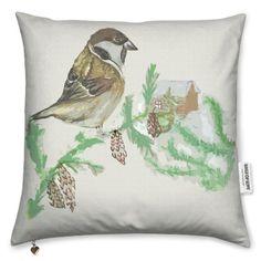 Christmas Cushion Design by Magdalena