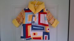 Child's Car Coat 6 Months C86/15 by zoya49 on Etsy