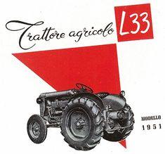 History - Lamborghini Trattori  L33