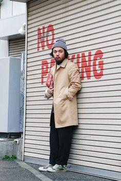 ストリートスナップ [335]   COMME des GARÇONS, Mr.BATHING APE®, Supreme, THOM BROWNE, コムデギャルソン, シュプリーム, トムブラウン, ミスター ベイシング エイプ   原宿   Fashionsnap.com