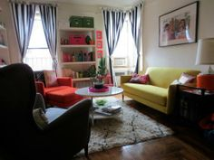 "Camille's ""Bright & Graphic"" Room"