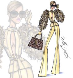 'Golden Girl' by Hayden Williams
