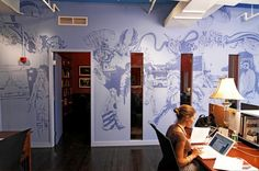 Inspirative and Creative Fabulous Office Design of Wonderfactory