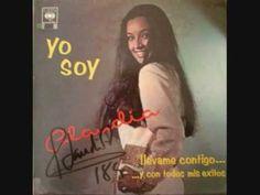 Claudia de Colombia - Llévame contigo (+lista de reproducción)
