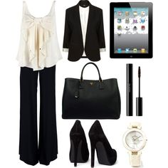 The Executive., created by madgeaguilar on Polyvore