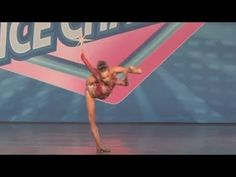 Sophia Lucia - Pulse - Hall of Fame - Nationals 2012 - absolutely amazing...she's 9 years old..