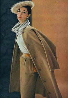 September Vogue 1952.