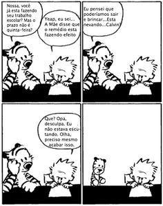 Calvin e Haroldo - Ritalina