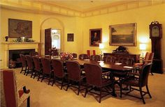 Rooms of the whitehouse | Roosevelt Room - White House Museum