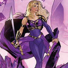 Amethyst screenshots, images and pictures - Comic Vine