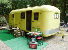 1950 Vagabond trailer