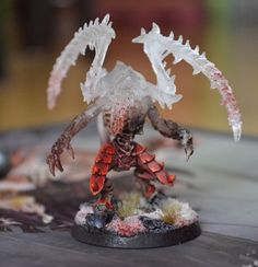How to paint invisible models (Deathleaper) | The Tyranid Hive