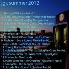 summertime sunset session  http://www.mixcloud.com/johnkelly/jkelly-july-2012/