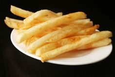 Perfect Thin And Crispy French Fries!