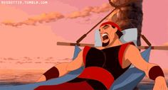 Sinbad Legend of the Seven Seas, GIF {I need to use this in a book review}