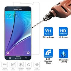 Arc Edge Hard Premium Tempered Glass film for Samsung Galaxy Note 5 High Transparent Screen Protector Phone Screen Protector, Tempered Glass Screen Protector, Transparent Screen, Glass Suppliers, Screen Guard, Galaxy Note 5, Glass Film, Smudging, Galaxies