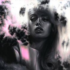 Zofia Bogusz #bleaq #art #painting