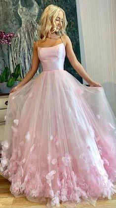 Stunning Prom Dresses, Pretty Quinceanera Dresses, Pretty Prom Dresses, Dream Wedding Dresses, Elegant Dresses, Cute Dresses, Beautiful Dresses, 15 Dresses, Pastel Prom Dress