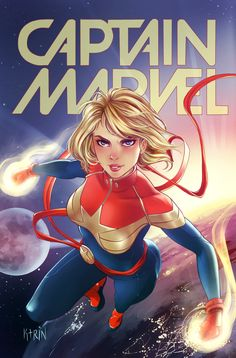 Captain Marvel - Kath Lobo Marvel Art, Marvel Comics, Comic Art, Comic Books, Marvel Characters, Fictional Characters, Dc Universe, Captain Marvel, Deadpool