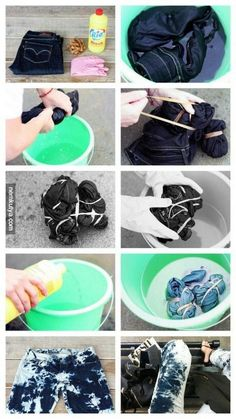 Easy No Sew DIY Clothing Hacks, Tips And Ideas