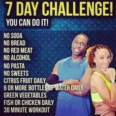 If you are serious about losing weight or getting healthier, then you will take serious action: I am starting and participating in this challenge. Who wants to join in with me starting June/08/15? Waiting to hear . . . With our outstanding Health & Wellness products from WealthTEALiving this will be a piece of cake (Get that cake now cause in a week.....its No MAS LOL )!!!