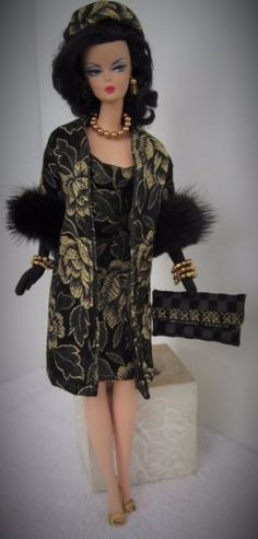 Bill-Tanner-OOAK-Fashion-for-Victoire-Roux-Silkstone-Barbie-and-similar-size