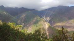 Very nice picture in which we see a rainbow! #XtremeTourbulencia #Choquequirao #Cusco #Peru
