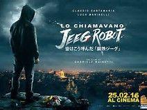 Massimo Fagnoni writer: Lo chiamavano Jeeg Robot