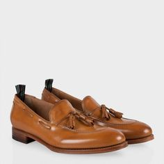 Paul Smith Shoes | Tan Graham Loafer Lovely! #mensshoes #style #menswear