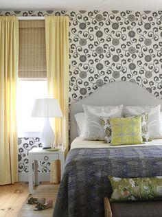 Bedroom/Curtain Ideas