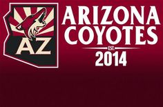 arizona coyotes | Coyotes have officially changed their name to the Arizona Coyotes ...