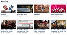 lands end facebook videos