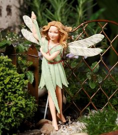 Cicely Mary Barker Flower Fairy Willow