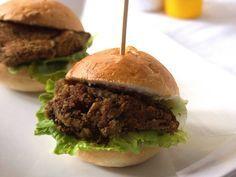 Hamburger di Lenticchie Bimby