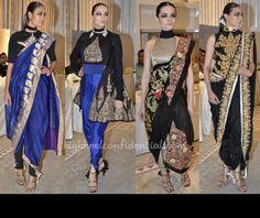 Anamika Khanna - Delhi Couture Week
