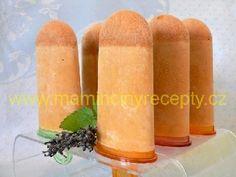 Meruňkovo-jogurtové nanuky