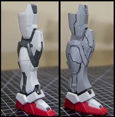 MG 1/100 GAT-X105+AQM/E-X01 Aile Strike Gundam - Customized Build Modeled by JMaster