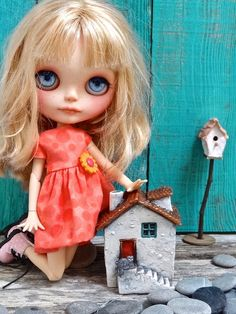 Got a new mini dollhouse | Flickr - Photo Sharing!
