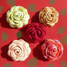 Tampa Bay Crochet: 10 Free Crochet Flower Patterns