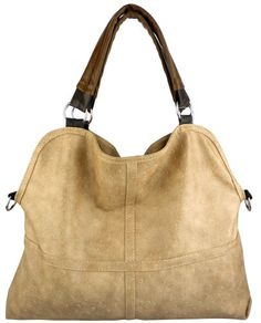 Roll over image to zoom in MG Collection LUCIA Everyday Free Style Beige Tan Soft Embossed Ostrich Double Handle Oversized Hobo Satchel Purse Handbag Tote Bag (Gray) Handbags Michael Kors, Tote Handbags, Purses And Handbags, Unique Handbags, Handbags Online, Satchel Purse, Purse Wallet, Denim Armband, Mk Bags