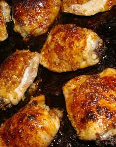 roasted chicken thighs with chicken thighs with smoky roasted chicken ...