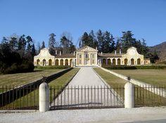 Villa Barbaro, Maser - Palladio