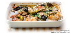 Chicken Mirabella/Marbella
