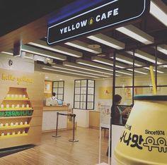 yellow cafe@東大門