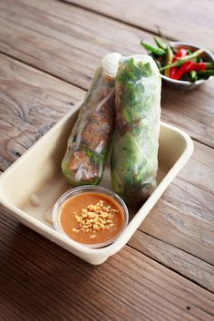 Spring Roll / East Borough