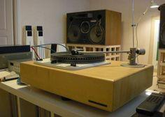 Site of the Month - Original Sound Art Iwakura Aichi from Japan Sound Art, Aichi, Turntable, Kitchen Appliances, The Originals, Den, Audio, Heart, Home